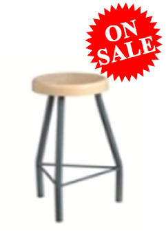 Lab Stool Plastic