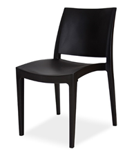 Libby Chair - No Arms - Choose Colour