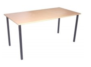 Rectangular Table Melamine