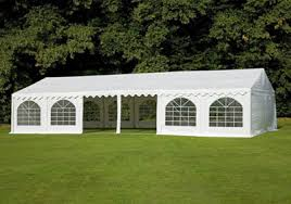 Frame Tents 4m x 10m