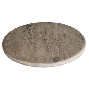 Wood Look Collection Round