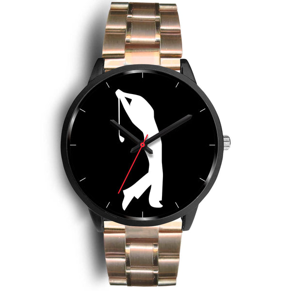 Black Full Swing Golf Watch