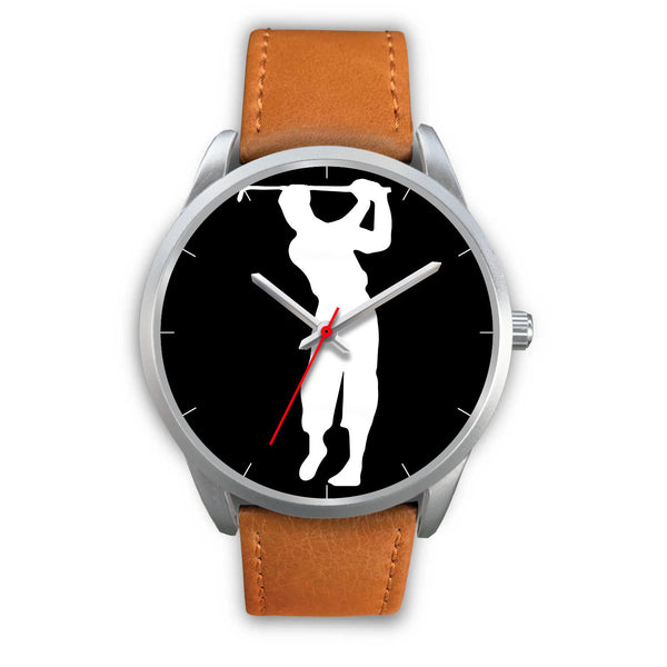 Legends Series Silver Golf Watch - Nelson