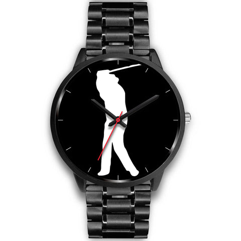 Legends Series Black Golf Watch - Snead