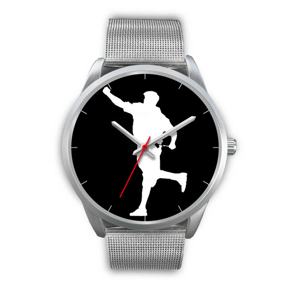 Legends Series Silver Golf Watch - Payne