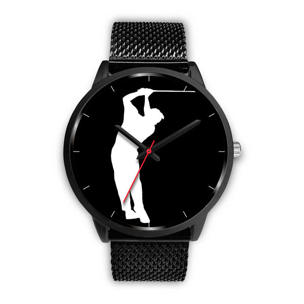Legends Series Black Golf Watch - Palmer