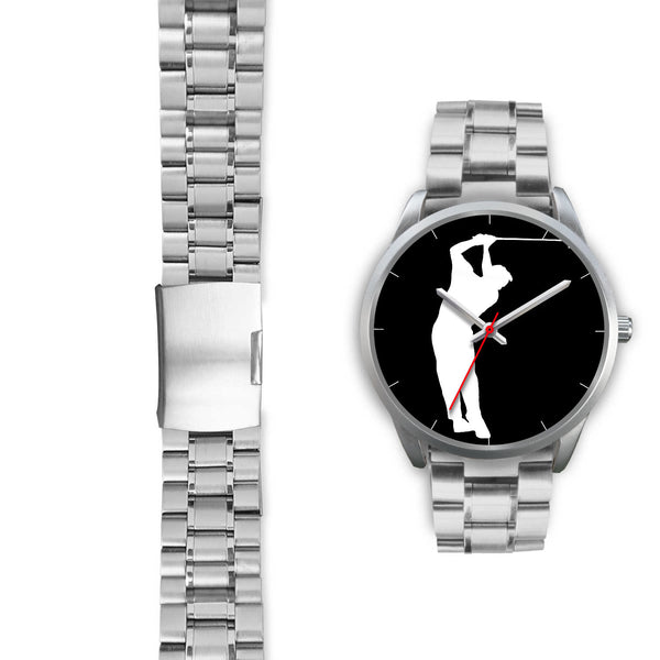 Legends Series Silver Golf Watch - Palmer