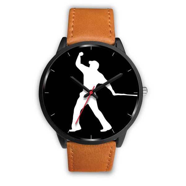 Legends Series Black Golf Watch - Woods