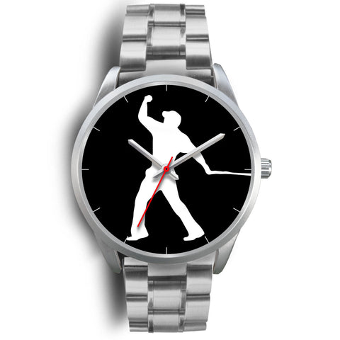Legends Series Silver Golf Watch - Woods
