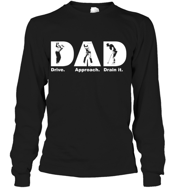 Dad Golf T-Shirt