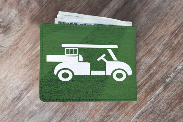 """Tip Money"" Golf Wallet"