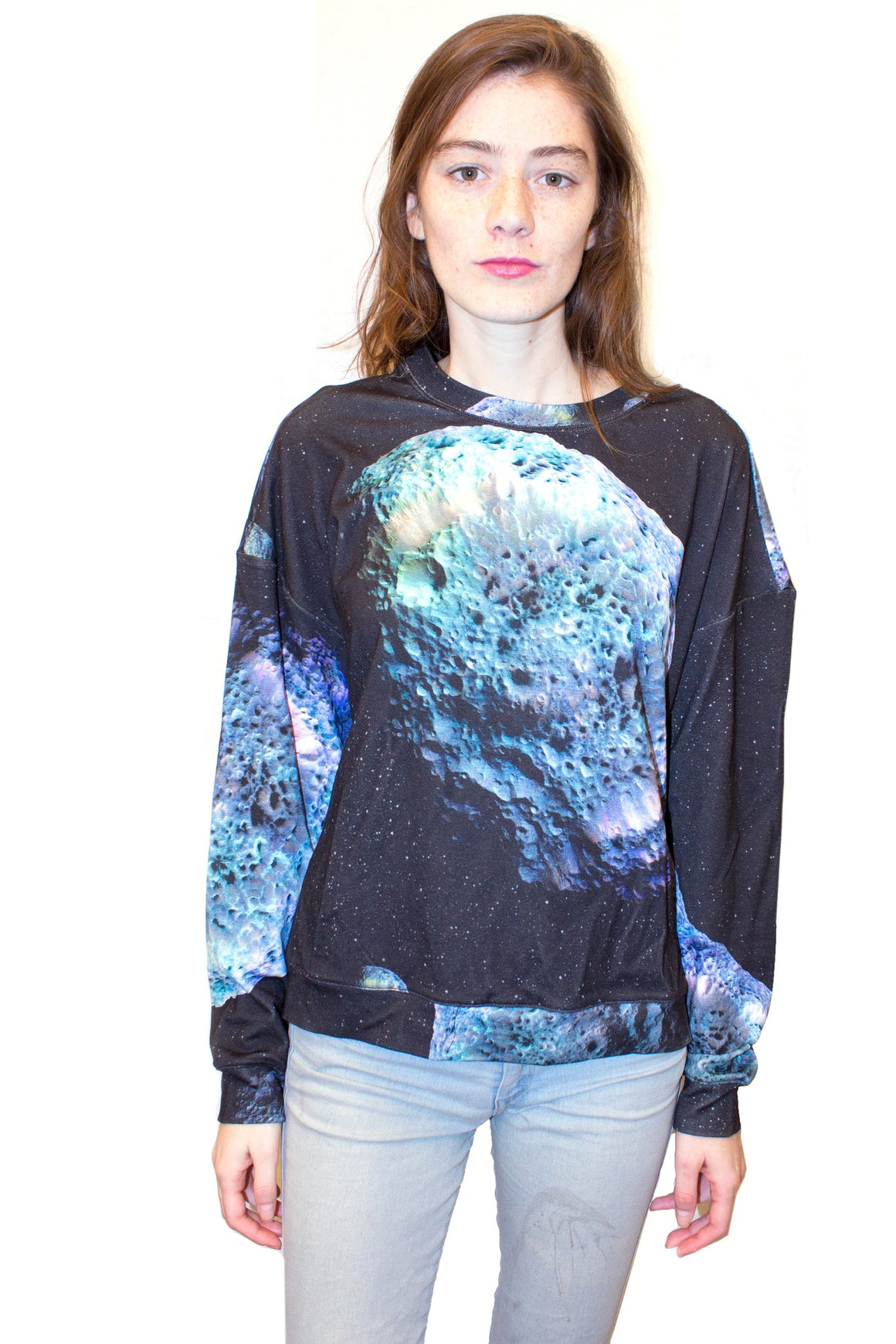Hyperion Sweatshirt, Galaxy Sweatshirt, Shadowplay New York