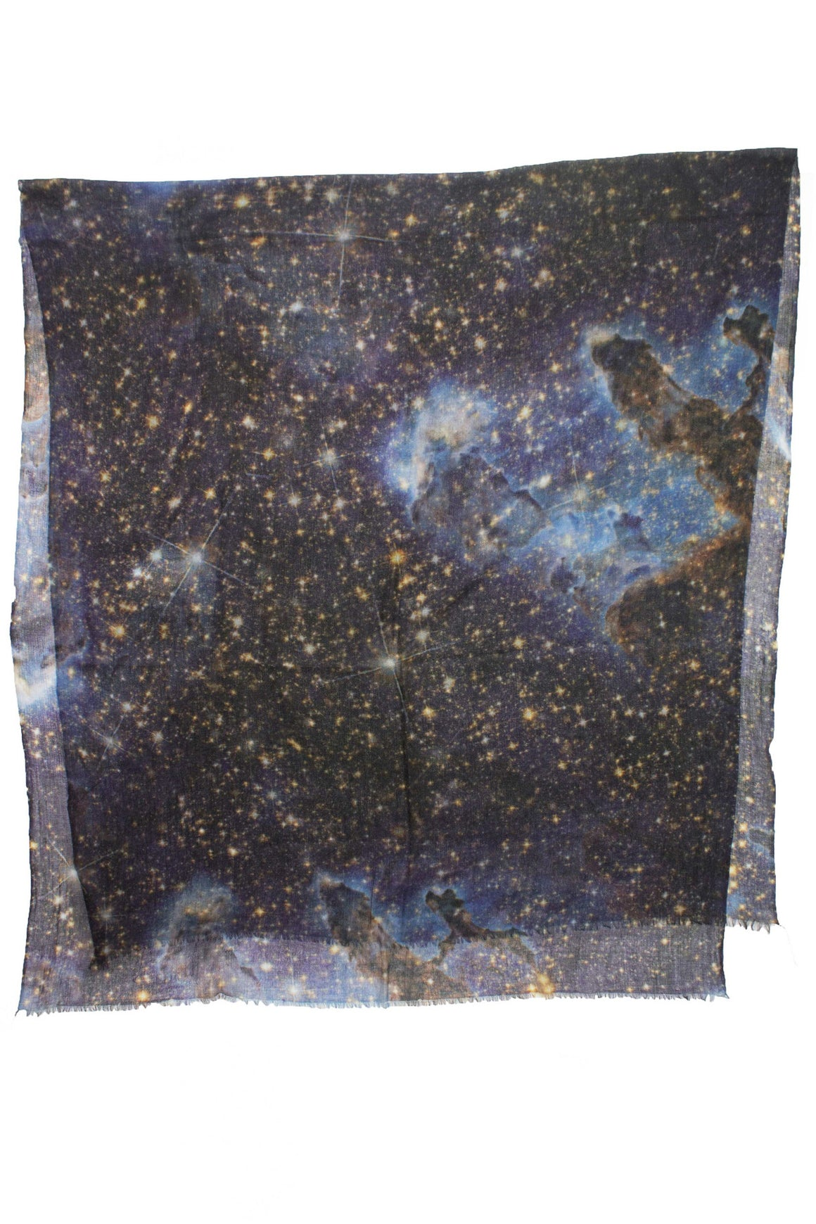 Pillars of Creation, Cashmere Scarf, Shadowplay New York