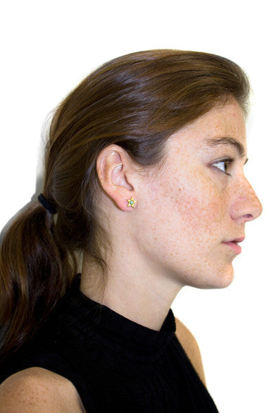 Star Stud Earring, Shadowplay New York