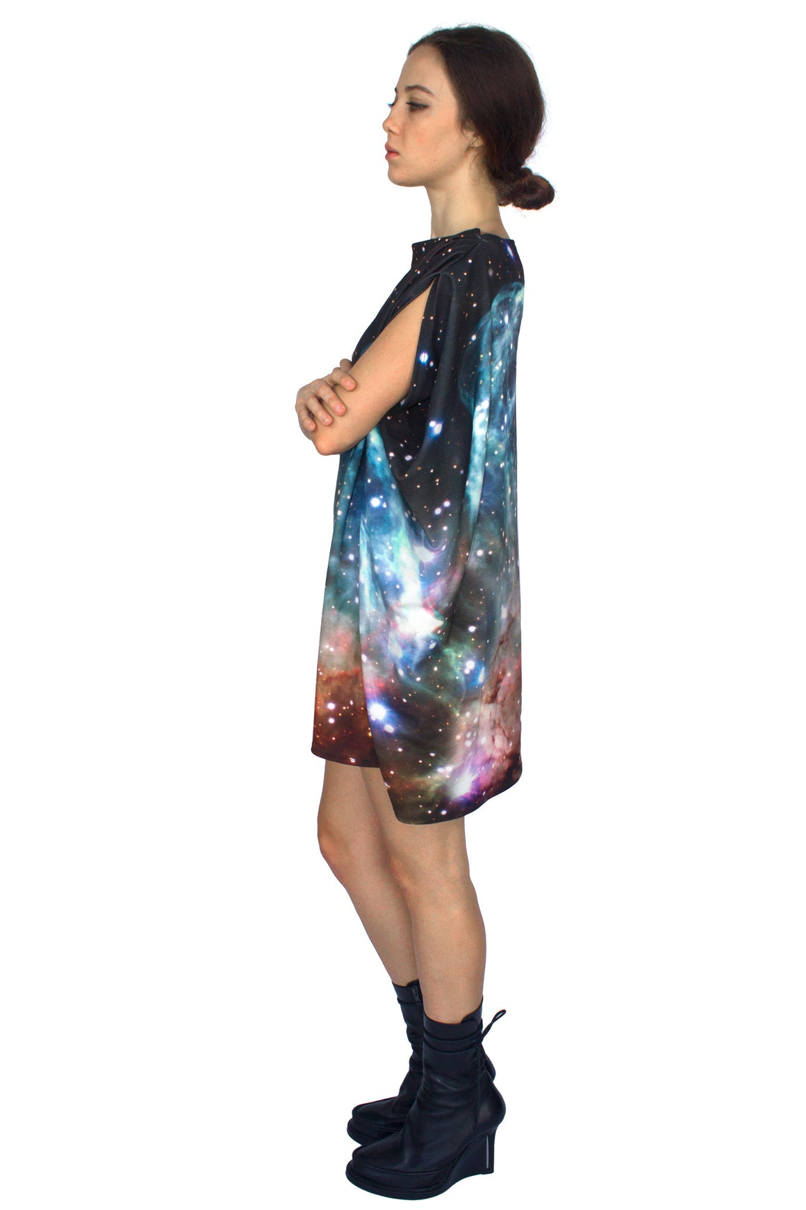 Thor Nebula Dress, Shadowplay New York, Galaxy Clothing