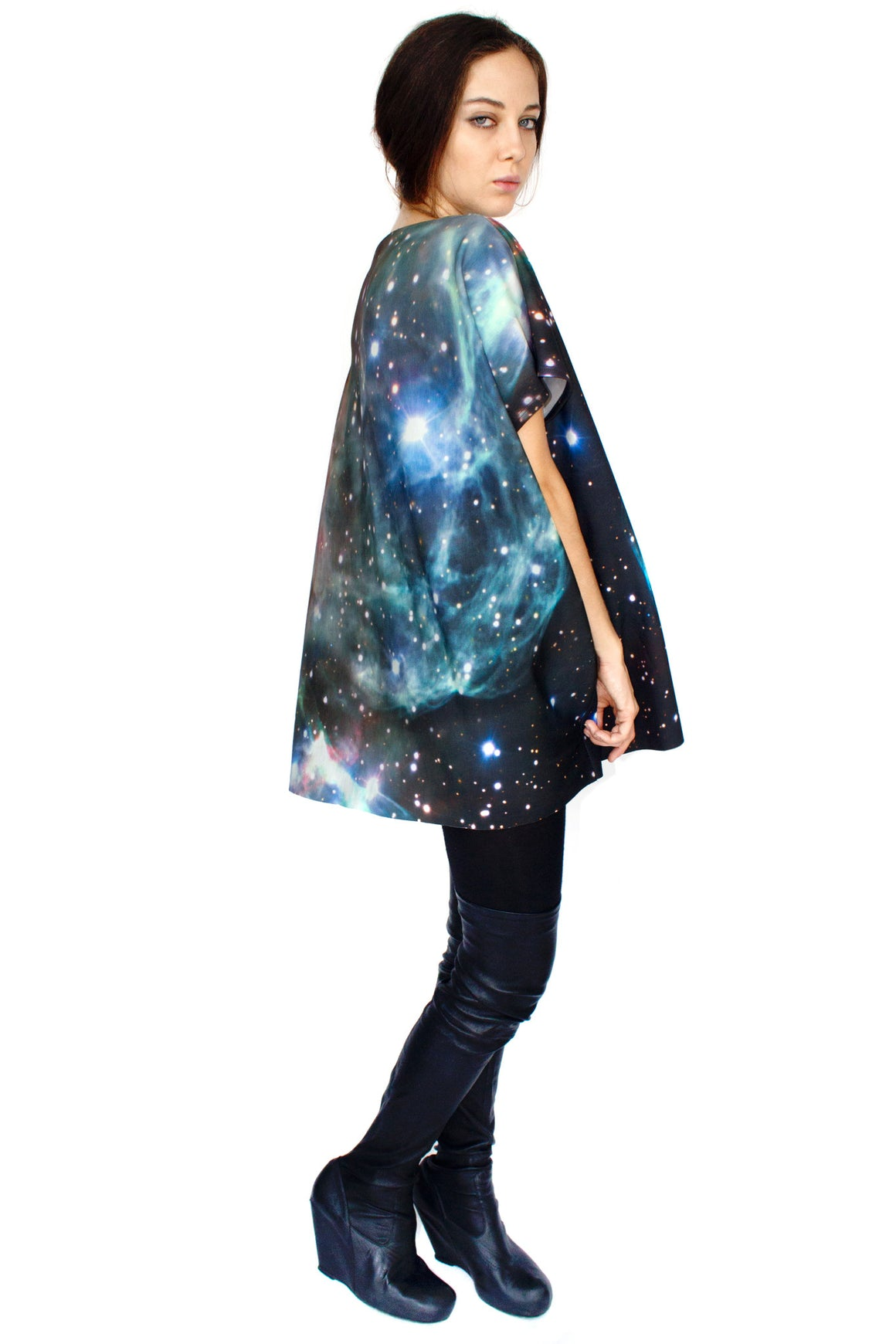 Thor Nebula Top, Shadowplay New York, Galaxy Clothing