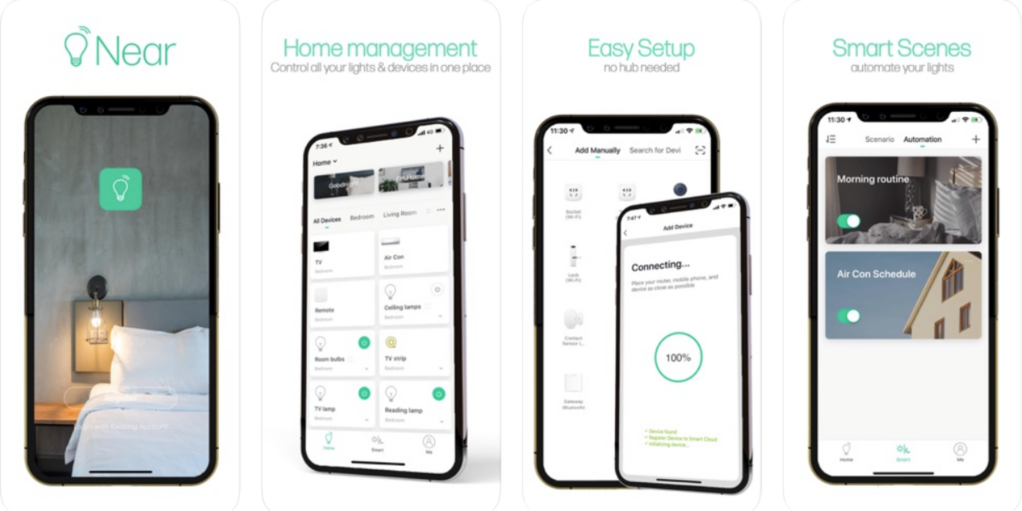 Smart Home Automation System: Near is the App for That!