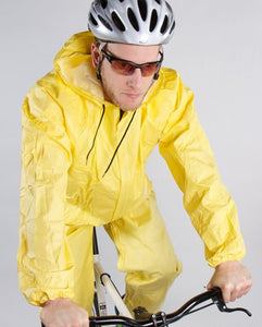 Original Rain Jacket w/ Hood -Yellow