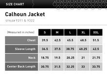 Calhoun Jacket (hi-viz yellow) 9311-4 XL