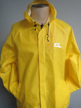 Element Hooded Jacket (Yellow)