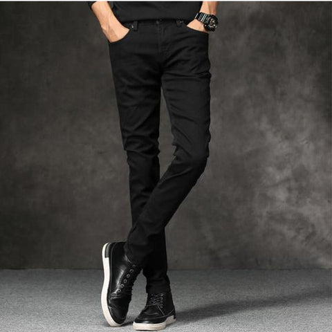 Black, fashion style, cool jeans
