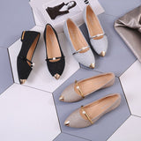 Flat Pointed Toe Shoes