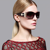 Lace Design Sunglasses