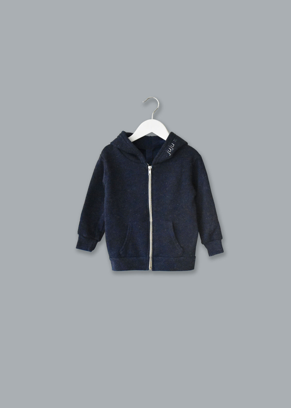 Big Kids Zip Fleece Hoodie