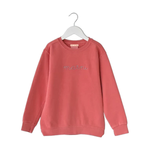 Big Kids Vintagewash Crewneck Sweatshirt