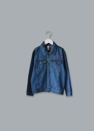 New! Big Kids Denim Jacket