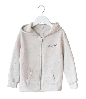 Little Kids Zip Fleece Hoodie
