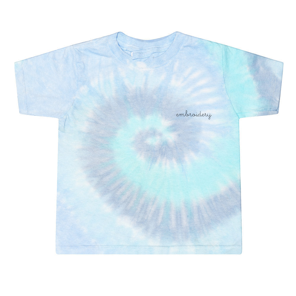 Little Kids Tie-Dye Shortsleeve T-shirt