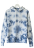 Adult Supersoft Marbled Tie-Dye Hoodie (Unisex)