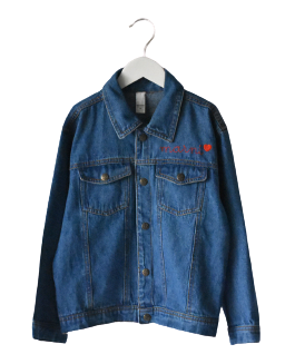 New! Little Kids Denim Jacket