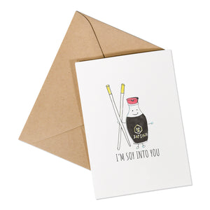 "Greeting Card by ""The Card Shop"""