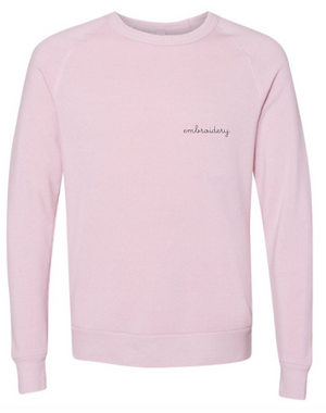 Adult Supersoft Classic Crewneck (Unisex)