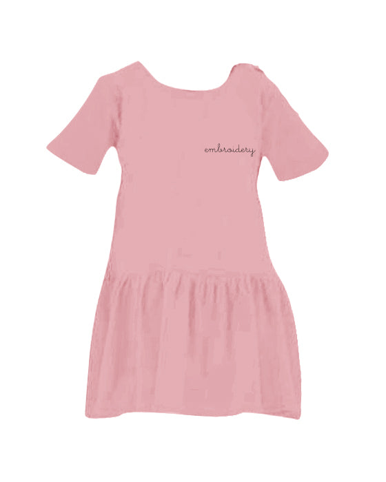 New! Little Kids Cotton Dress