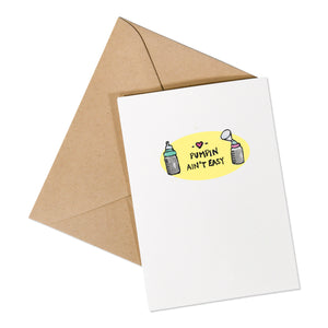 "Greeting Card by the ""Card Shop"""