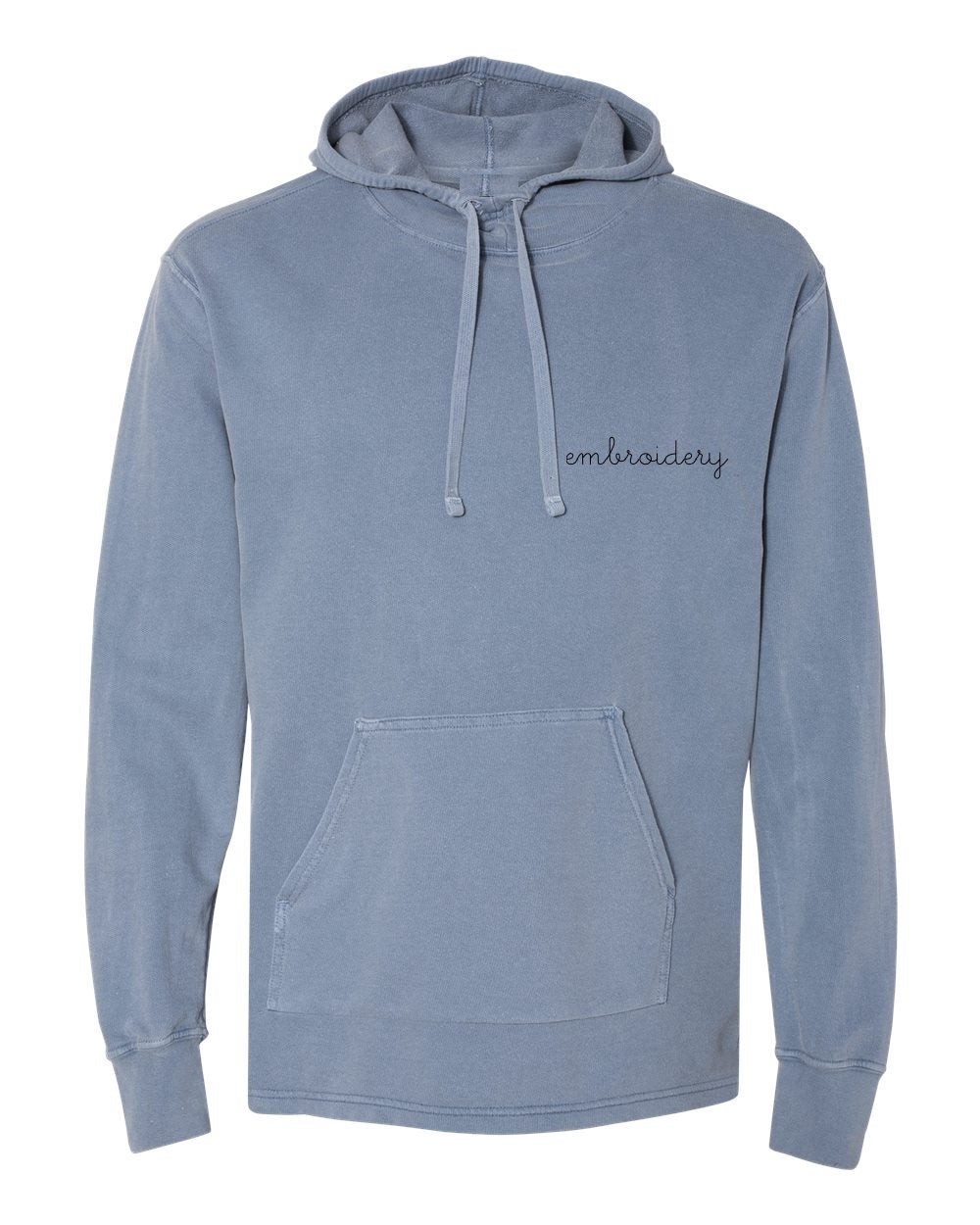 New! Adult Vintagewash French Terry Hoodie (Unisex)