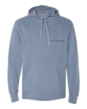 Adult Vintagewash French Terry Hoodie (Unisex)