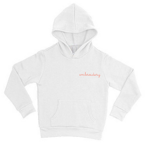 Big Kids Supersoft Hooded Sweatshirt