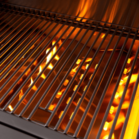 "Summerset Sizzler 40"" 5-Burner Built-in Natural Gas Grill – SIZ40-NG"