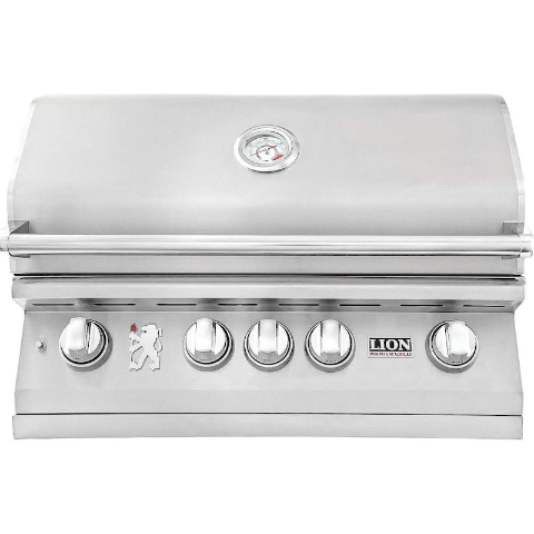 LION L75000 BUILT-IN GAS GRILL - 32""