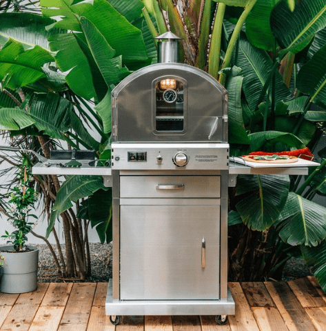 Summerset Outdoor Freestanding Pizza Oven - SS-OVFS