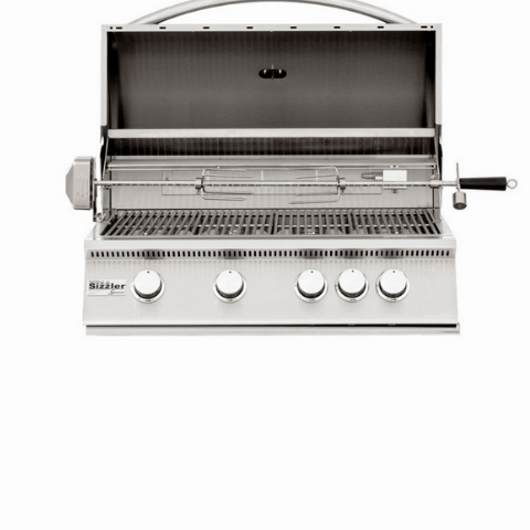 "Summerset Sizzler 32"" 4-Burner Built-in Gas Grill SIZ32-NG"