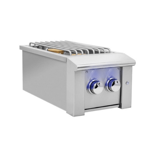 Summerset Alturi Double Side Burner w/ LED Illumination - ALTSB2