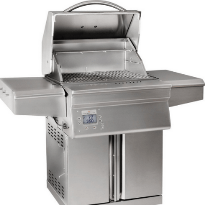 Memphis Beale Street Grill Cart with WiFi - Stainless Steel BGSS26