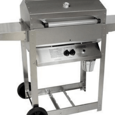 Phoenix Grill Stainless Steel Natural Gas Stainless Steel Grill Head SDRIV4LDDN