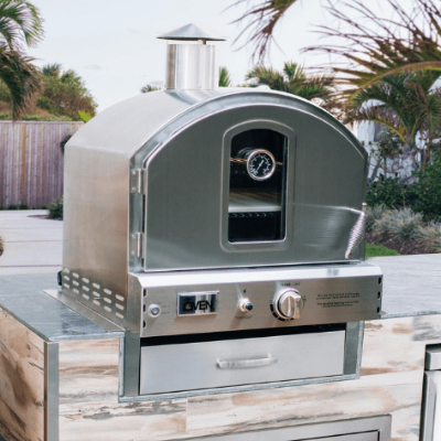 Summerset Outdoor Oven Built-in - Model: SS-OVBI