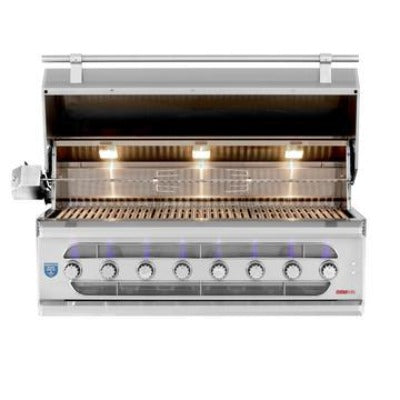 "American Made Grills - Muscle - 54"" - Liquid Propane - Hybrid - MUS54-LP"